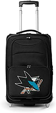 NHL in-Line Skate Wheel Carry-On Luggage