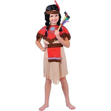 Native Disfraz de indio del oeste para niño 380c7acb5e1