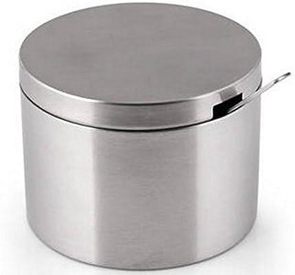 Acero inoxidable de Spice Jar condimento cuchara cocina ...