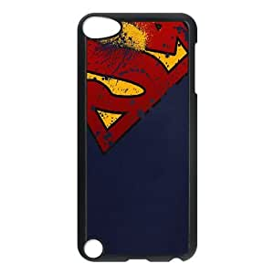 iPod Touch 5 Case Black Superhero Captain America, Spider Man, Iron Man, Wolverine, ant man, Green Arrow, Batman, Joker Logo 5 Uwfjp