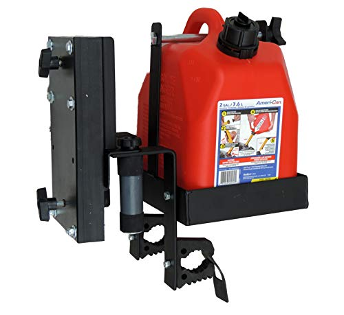 Hornet R-3015 CS Auxiliary Fuel Can, Chainsaw and Tool Holder (Holder Polaris Ranger Chainsaw)