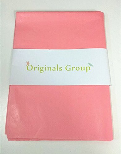 50 X Sheets Tissue Paper Coral Colors 20 X 27-inch by Originals Group