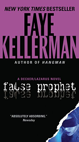 book cover of False Prophet