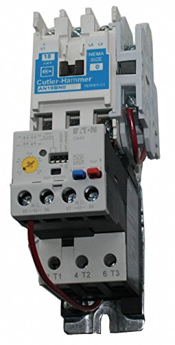- Eaton AN19AN0A5E005 NEMA Full Voltage Non-reversing Starter