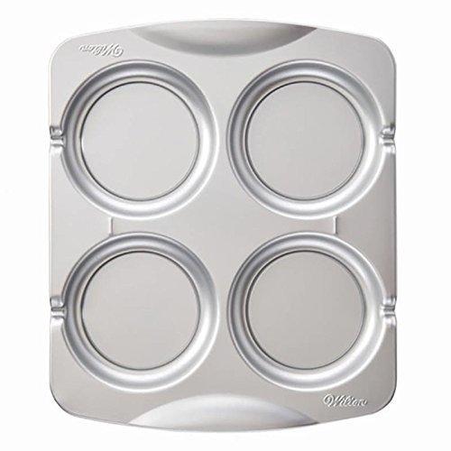 Wilton POPS Aluminum Round Cookie Pan
