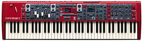 Nord USA Nord 3 Compact 73-Key Digital Stage Piano with Semi-Weighted Keybed (AMS-NSTAGE3-COMPACT) (Renewed)