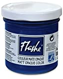 Lefranc & Bourgeois - Flashe Matte Artist's Color - 125ml Jar - Light Yelllow Fluorescent