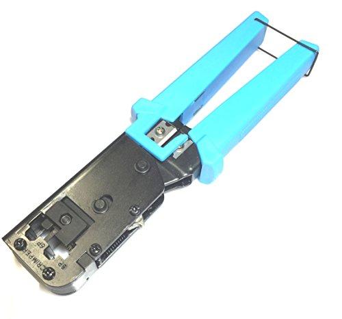 - rmsdeal77 Modular Crimp Tool for RJ-11, RJ-12 and RJ-45