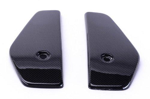 Bestem CBKT-D6912-SPN Black Carbon Fiber Side Panels for KTM DUKE 690 2012