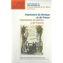 Impressions du Mexique et de France (Horizons américains) (French Edition)