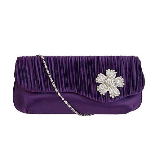 jnb-womens-classic-satin-evening-clutch-with-brooch-purple