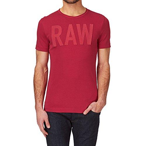 G-STAR Raw T-shirt - Harvard Red