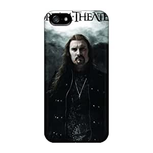 Iphone 5/5s ZPC8212Pvwf Allow Personal Design High Resolution Dream Theater Band Pictures Scratch Protection Hard Phone Cover -JohnPrimeauMaurice