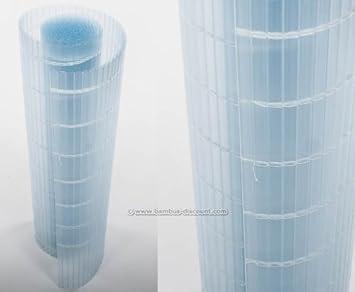 Amazon De Sichtschutz Transparent Aus Kunststoff Sunshine