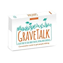 GraveTalk: Cards: A cafe space to talk about death, dying and funerals by Belinda Davies (2015-05-19)