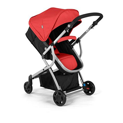 Modern Lightweight Compact Travel System Reclining Buggy