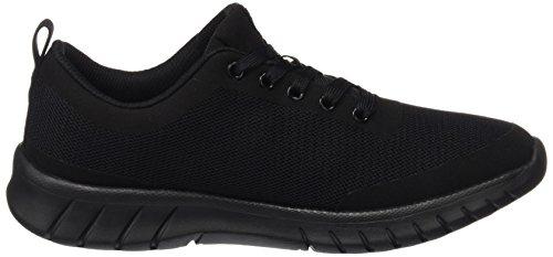 Fitness Suecos® de Chaussures Noir Mixte Alma Adulte q44tHSOr