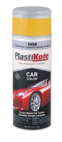 PlastiKote 1056 Toyota Cashmere Beige Metallic Base Coat Automotive Touch-Up
