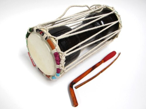 Hudak Deluxe Talking Drum 8x16 (w BEAL) by banjira
