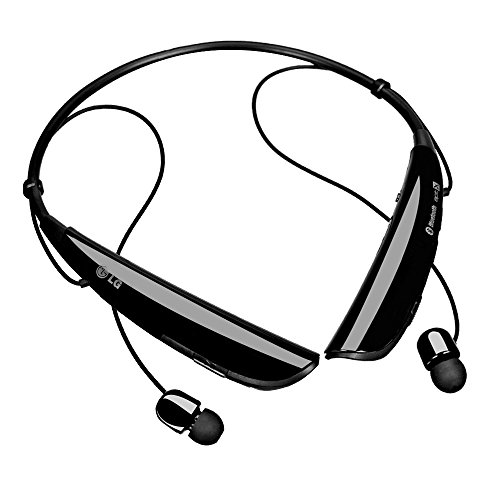 Click to buy LG HBS-750 Tone Pro Wireless Stereo Headset Black (Certified Refurbished) - From only $27.99
