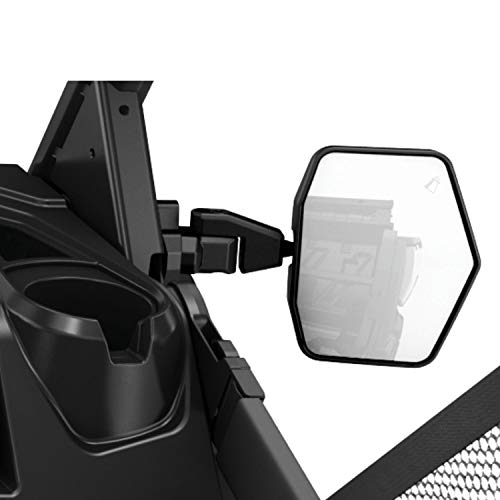 (Can-Am New OEM Defender Side Mirror, 715002459)