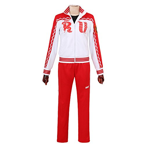 Cosplay Costumes Victor Nikiforov Halloween Sprots Go well with Coat Uniform