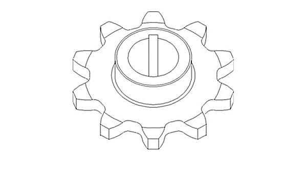 John Deere 2030 Fuel Tank