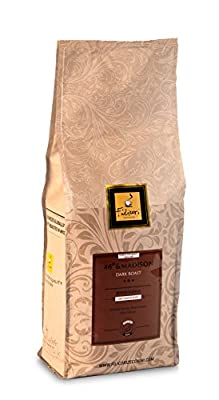 Whole Bean Coffee - Filicori Zecchini - 46th & Madison - 100% Arabica - Dark Roast - Gourmet Blend of Colombian and Brazilian Coffee Beans - Made in New York City - 2.0Lb Bag