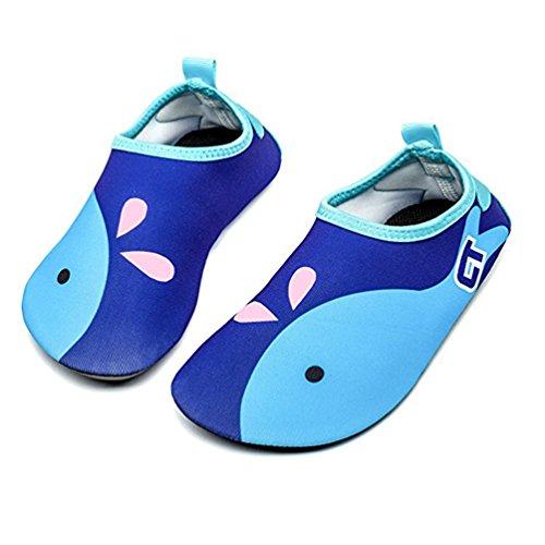 0923bcba206b5 hot sale MUMUBREAL Barefoot Quick-Dry Women Men Kids Water Sports ...
