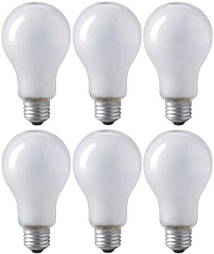 - EiKO ECT Photoflood Lamp (6-Pack), 120 Voltage Rating, 500 Watts, 4.17 Amps, Medium Screw (E26) Base, PS-25 Bulb, C-9 Filament, 6.10