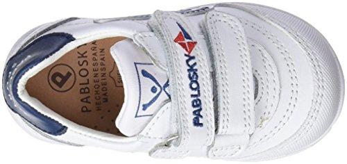 Pablosky 267902, Zapatillas Para Niños Blanco (Blanco 267902)