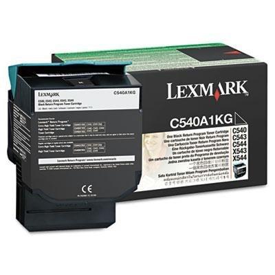 LEXC540A1KG - C540A1KG Toner
