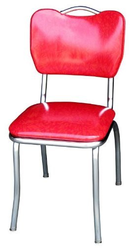 Amazon.com: Richardson Asientos Retro silla de comedor ...