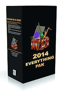 Band-in-a-Box Pro 2014 MAC EverythingPAK (Mac-Hard Drive) (B00MOSA4KW) | Amazon Products