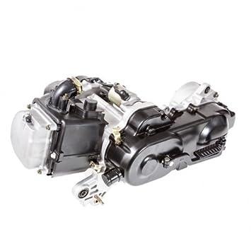Productos Letter Motor Gy6, 12 pulgadas Llanta, sin sistema de aire secundario, 50 cc (139QMB/QMA): Amazon.es: Coche y moto