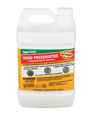 GREEN WD PRESERVATIVE GL CASE OF 4