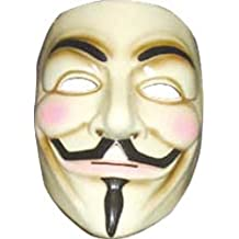 Rubies Costume V For Vendetta Mask