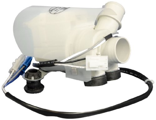 Washing Machine Pump Assembly - LG Electronics 5859EA1004E Washing Machine Drain Pump Assembly