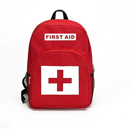 (Baoke First Aid Backpack Kit (Red E01))