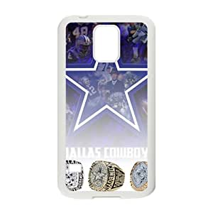 NICKER Dallas Cowboys Fashion Comstom Plastic case cover For Samsung Galaxy S5