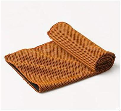 CQIANG 速乾性のタオル、クールなタオル、夏のフィットネスのための速乾性のスポーツタオル、アウトドアスポーツのランニング、吸汗性のアイスタオル、30 * 90 cm、もっと色 (Color : C, Size : 30*90cm)