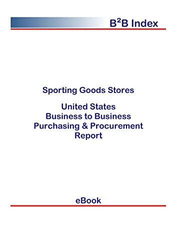 Sporting Goods Stores B2B United States: B2B Purchasing + Procurement Values in the United States