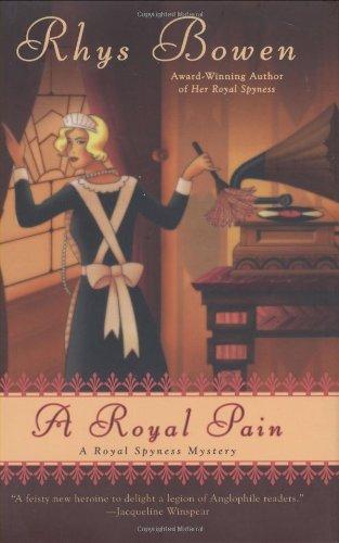 Read Online A Royal Pain (A Royal Spyness Mystery) pdf epub