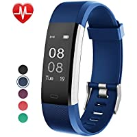 Willful Fitness Tracker with Heart Rate Monitor, Fitness...