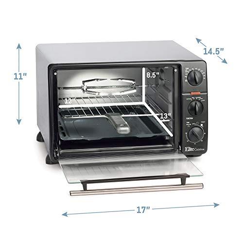 Buy rotisserie toaster oven