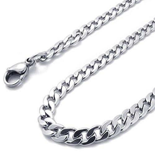 Titanium Fancy Link - 9