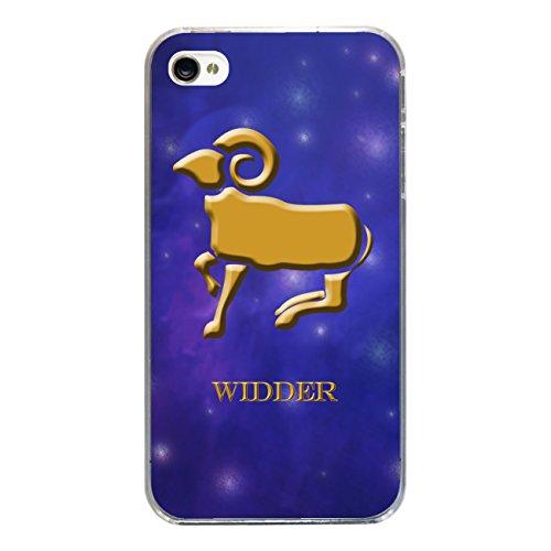 "Disagu Design Case Coque pour Apple iPhone 4 Housse etui coque pochette ""Widder"""