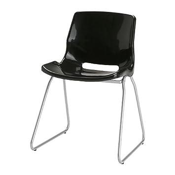 Snille Visiteur SNoirCuisineamp; Ikea Chaise Maison 5AR34Lqcj