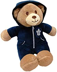 Toronto Maple Leafs NHL Brown Eyes Jumpsuit Bear