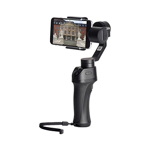 Freevision VILTA 3-Axis Handheld Stabilizer Gimbal for Phones & Actions Cameras, Black (VILTA-M) by Freevision VILTA